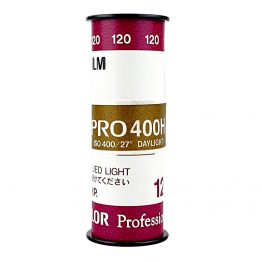 Fujifilm Pro 400H 120 film