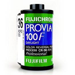 Fuji Professional Provia 100 135mm
