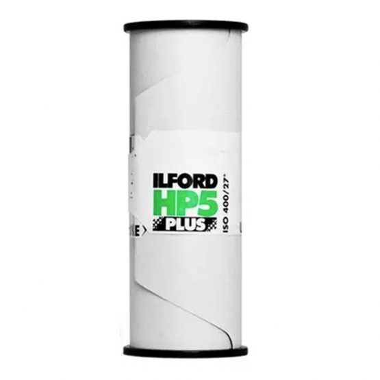 Ilford HP5 Plus 120 film