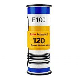 Kodak Ektachrome E100 120 film