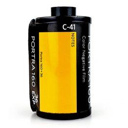 Kodak Portra 160 met 36 opnames