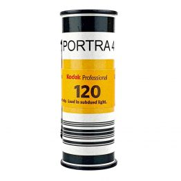 Kodak Portra 400 120 film