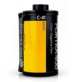 Kodak Portra 400 met 36 opnames
