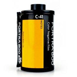 Kodak Portra 800 met 36 opnames