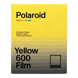 Polaroid 600 Color Instant Film - Black/Yellow Edition