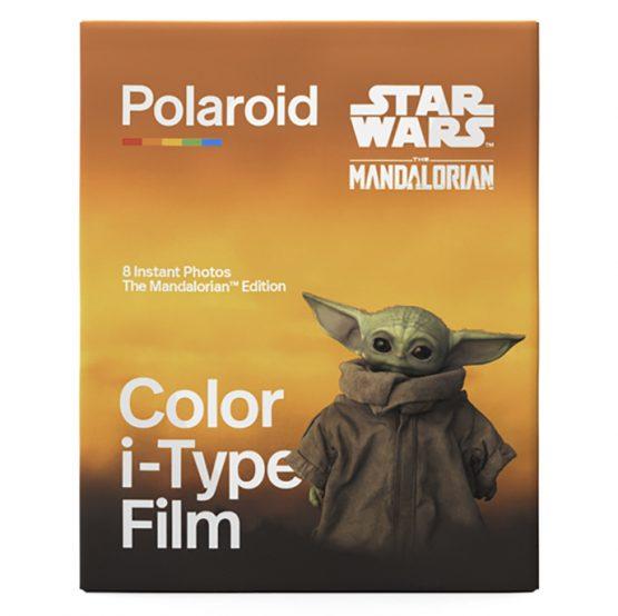 Polaroid i‑Type Color Film - The Mandalorian Edition