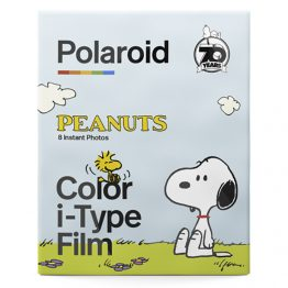 Polaroid i‑Type Color Film - Peanuts