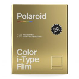 Polaroid i‑Type Color Film Double Pack ‑ Golden Moments Edition
