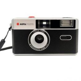 AgfaPhoto Reusable Photo Camera 35 mm zwart