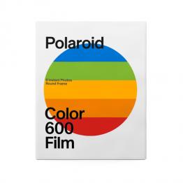 Polaroid 600 Color Instant Film Round Frames Edition