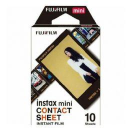 Fujifilm Mini Contact Sheet