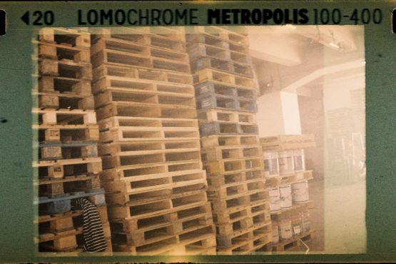 LomoChrome Metropolis 110