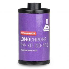 Lomography Lomochrome Purple XR 100-400