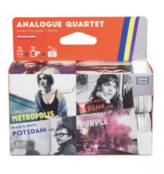 Lomography Analogue Quartet