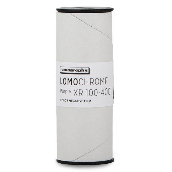 LomoChrome Purple XR 120