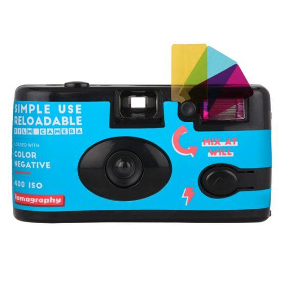 Lomography Reusable Color Film Camera